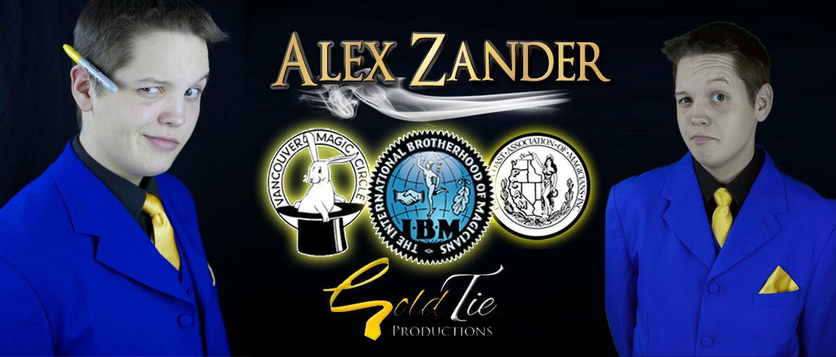 PoCo's Alex Zander Elected VP of International Brotherhood of Magicians