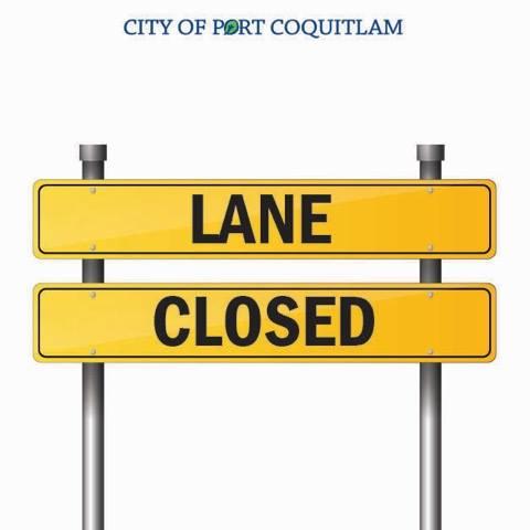 Coquitlam River Bridge Single Lane Traffic Nightly Jan 23-27
