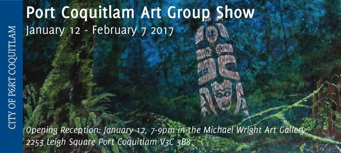 Port Coquitlam Art Group Show Opening Reception