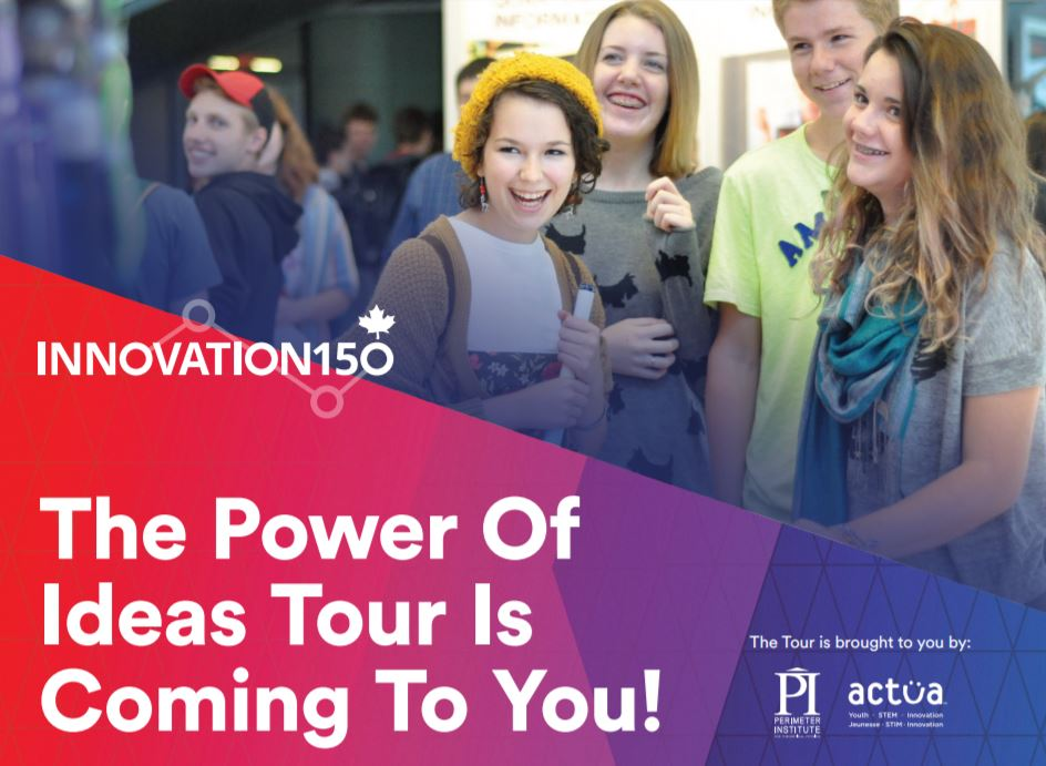 Power of Ideas Comes to Terry Fox