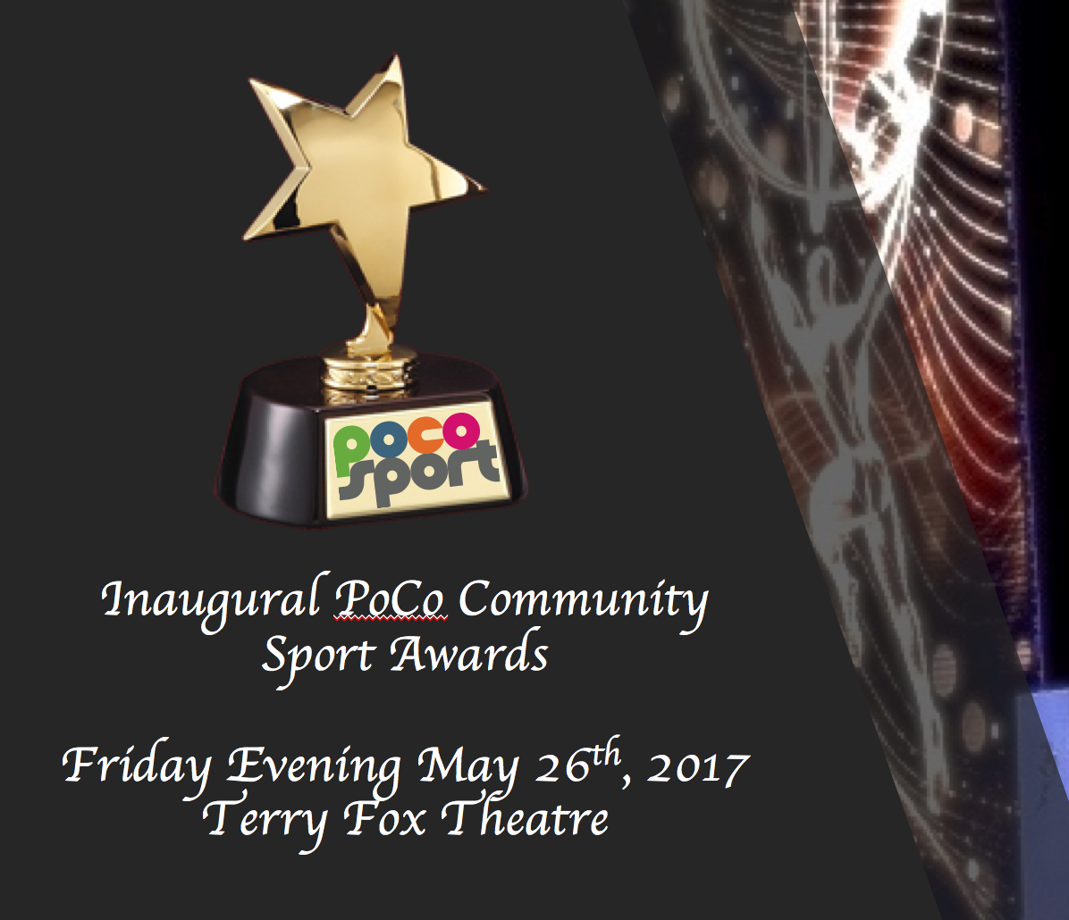 Inaugural PoCo Community Sport Awards Coming in May