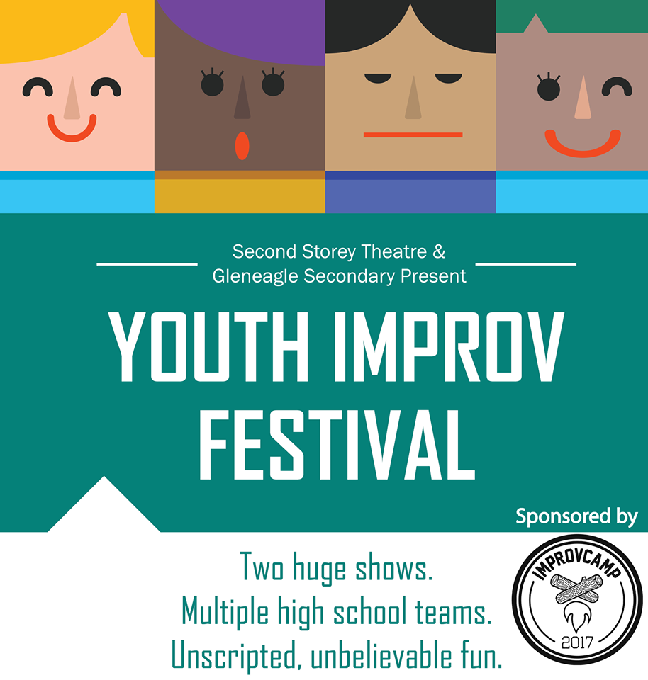 2017 Youth Improv Festival Coming February 17