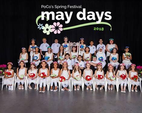 2018 May Day Royal Party