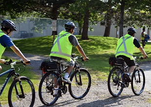 You can be part of the Community Police Volunteer Summer Bike Patrol