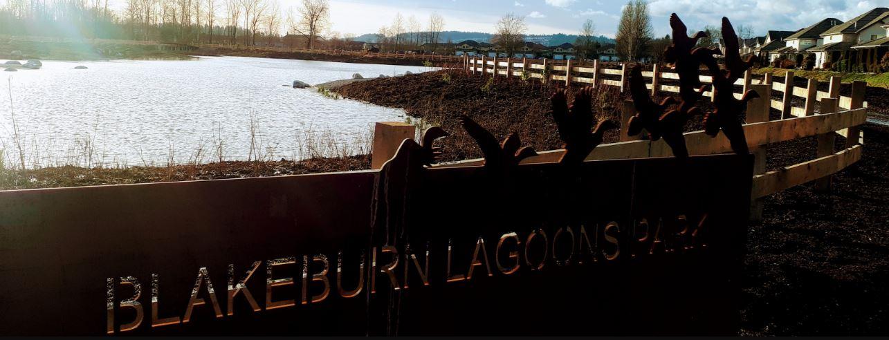Blakeburn Lagoons Park is Open!