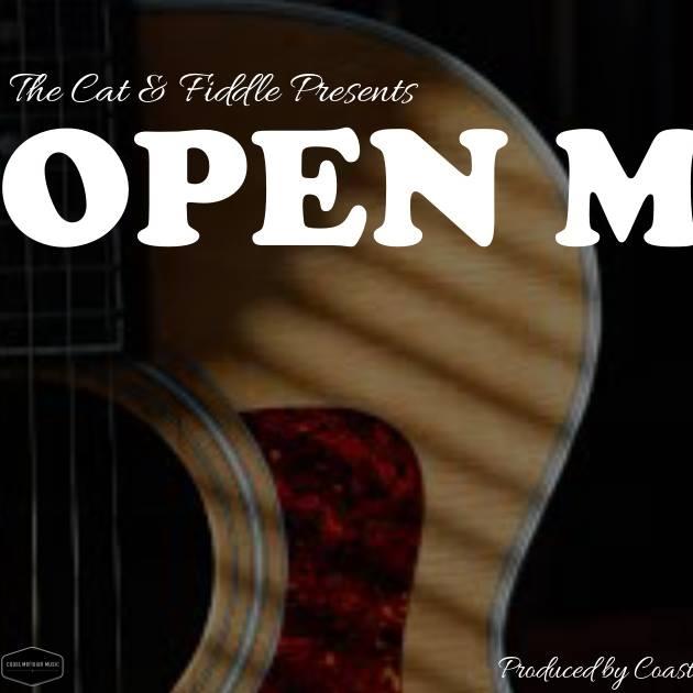 Cat & Fiddle Open Mic Tuesdays Apr 17