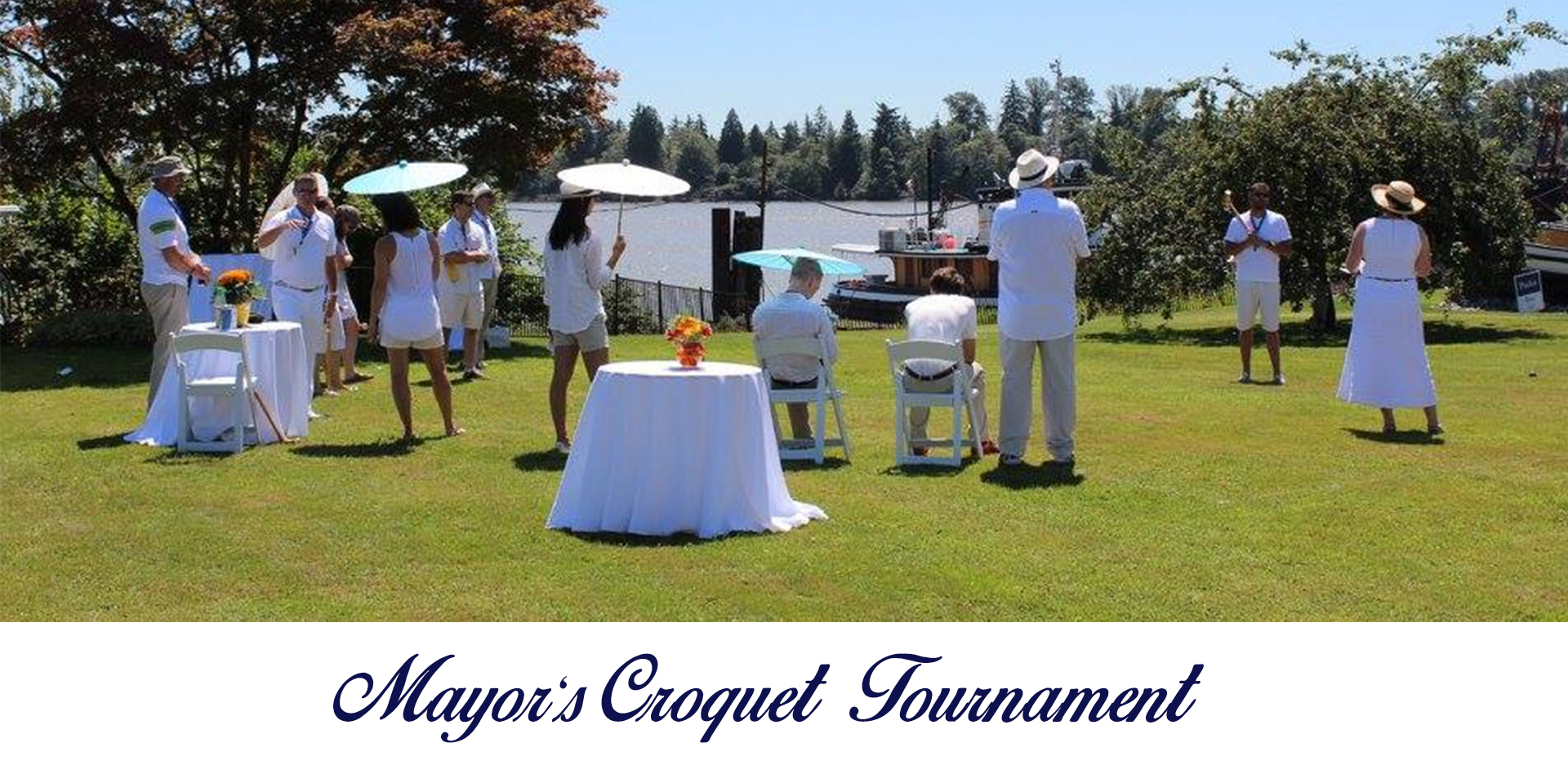 PoCo Foundation Croquet Tournament Thursday