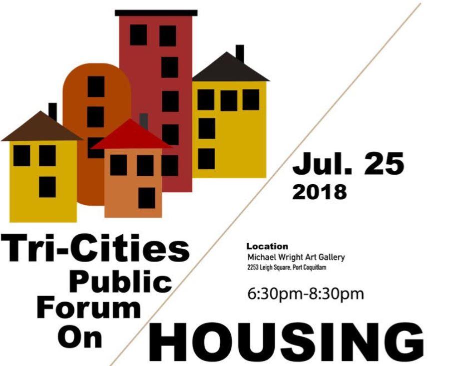 Tri-Cities Public Forum on Housing