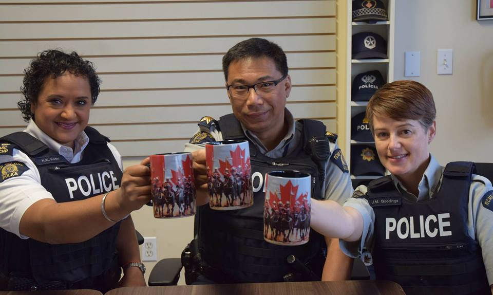 Coffee with a Cop Port Coquitlam – Business Edition