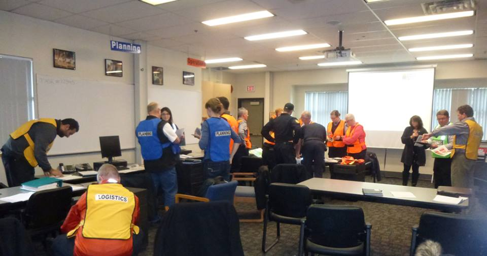 Training and Improved Communications Prepare City for Disasters