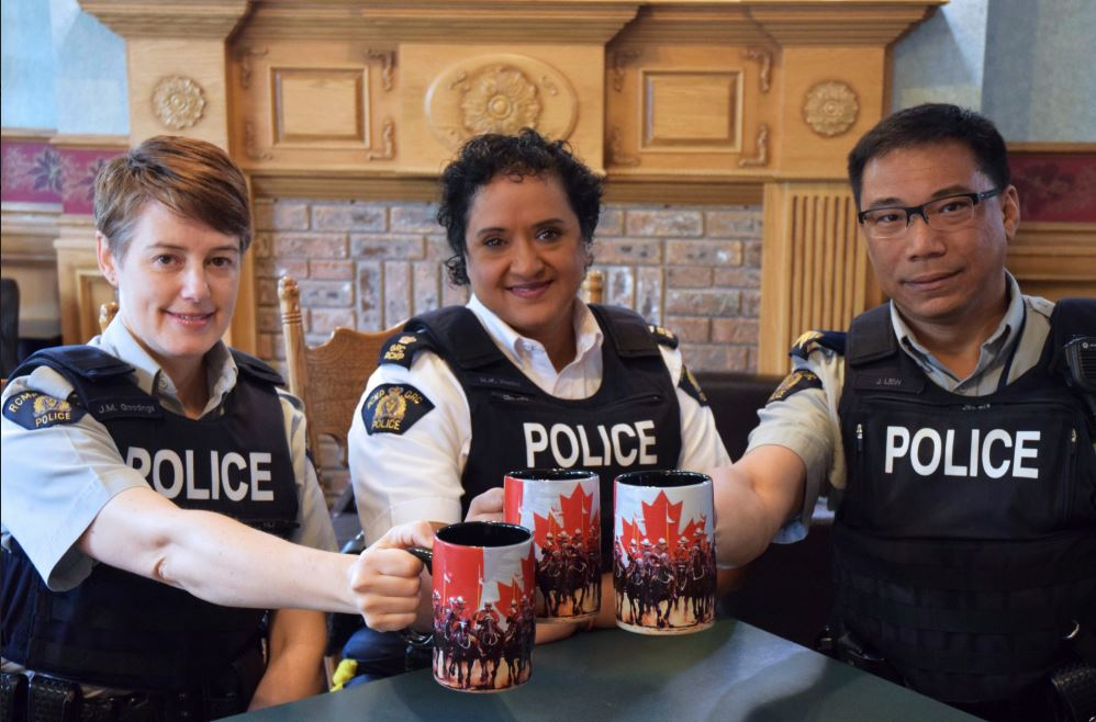 Coffee with a Cop @ Matteo's Gelato Oct. 3rd