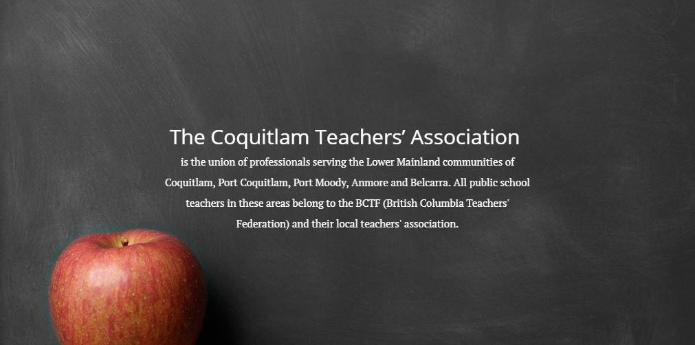 Coquitlam Teachers' Association Questions for PoCo Trustee Candidates