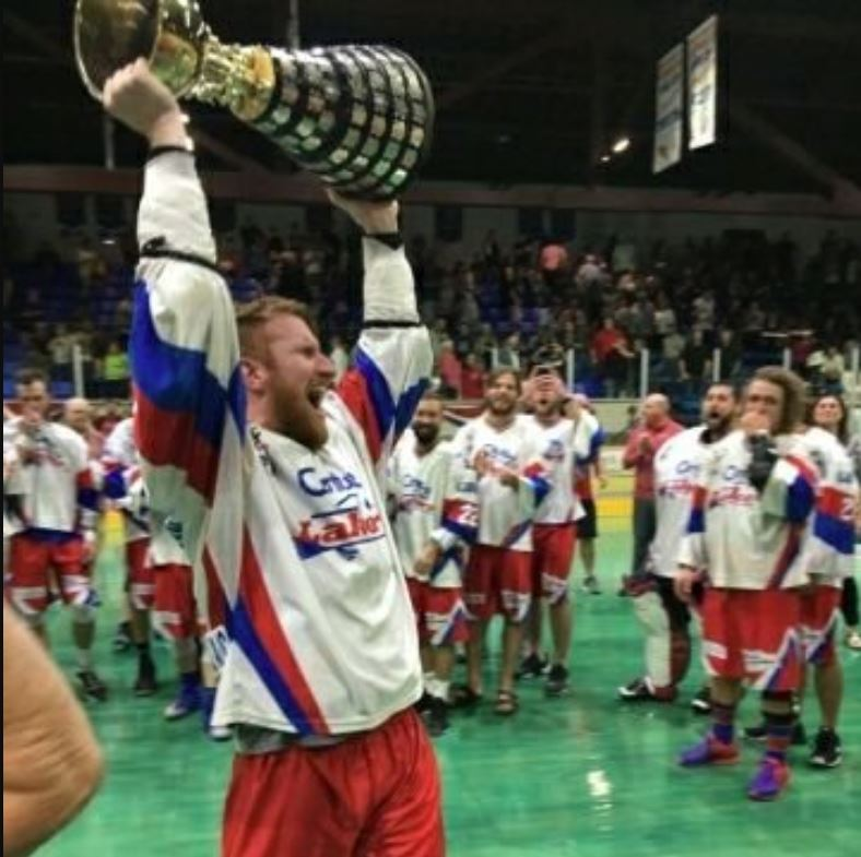 Port Coquitlam's Curtis Dickson Readies for World Indoor Lacrosse Tournament in Langley