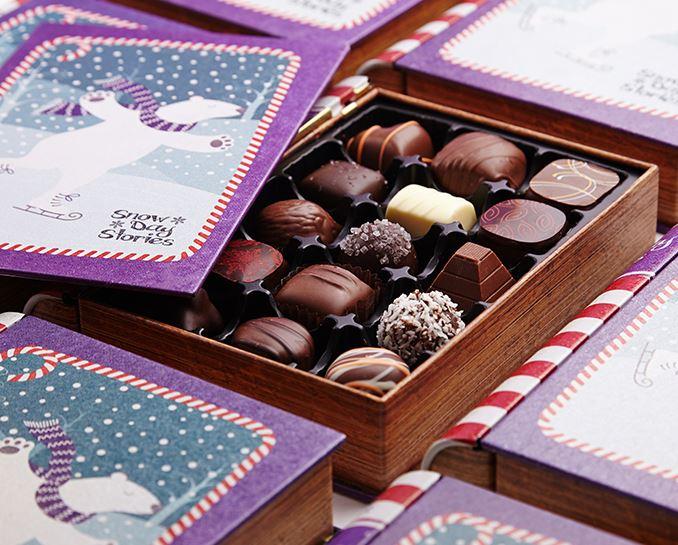 Port Coquitlam Minor Hockey is fundraising with Purdys Chocolatier