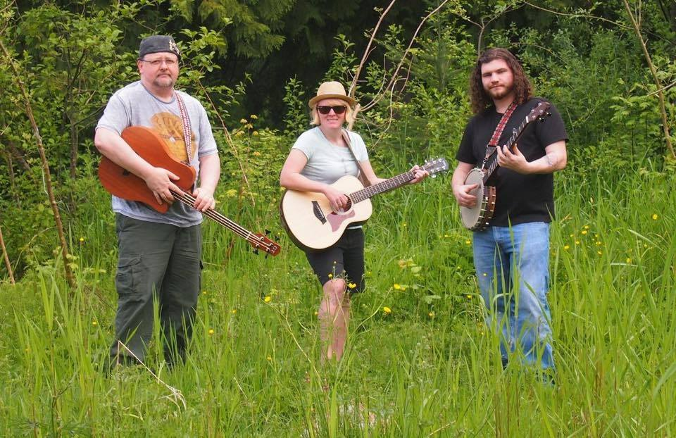 Shades of Green at Crossroads Coffee House on Oct. 12th