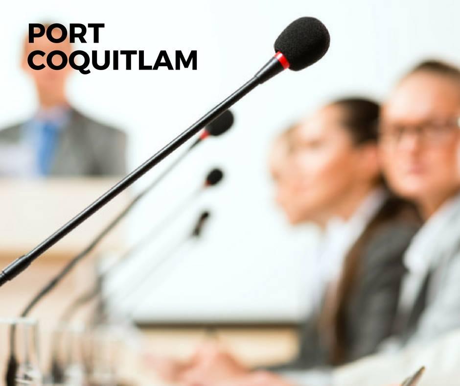All Candidates Debate: Port Coquitlam Oct. 15