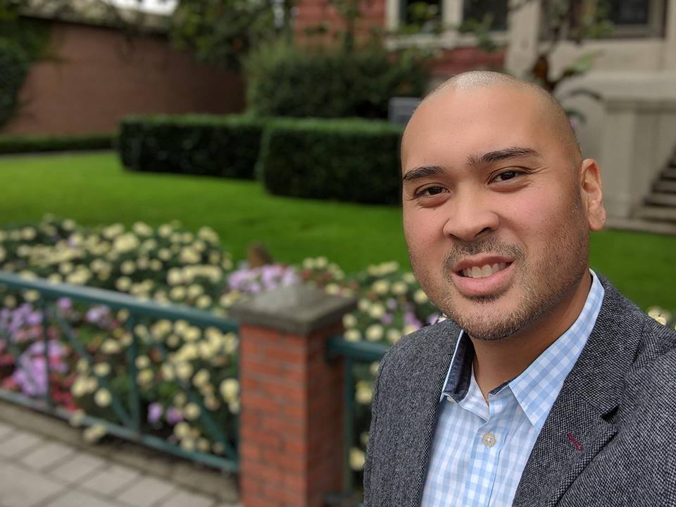 Tommy Raguero Part of Growing Number of Filipino Candidates