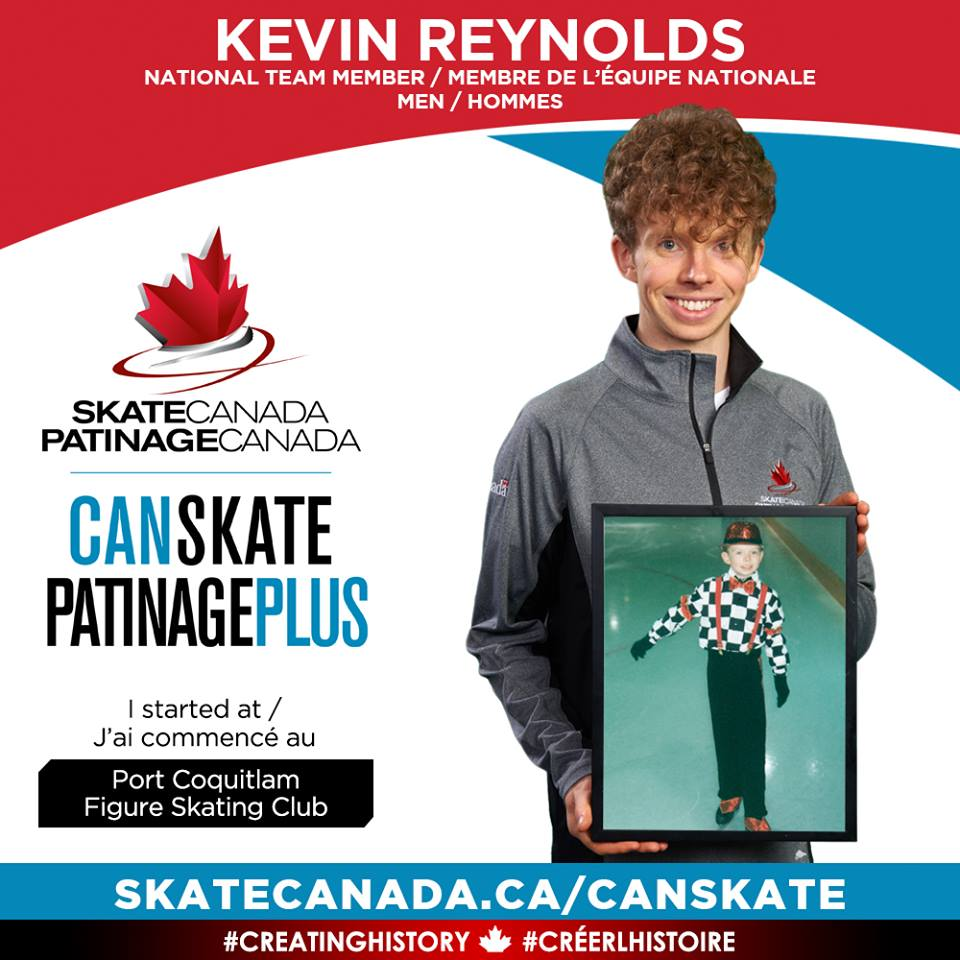 PoCo Skater Kevin Reynolds Featured in Skate Canada Ad