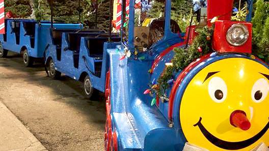 Art Knapp Shuts Down Holiday Train
