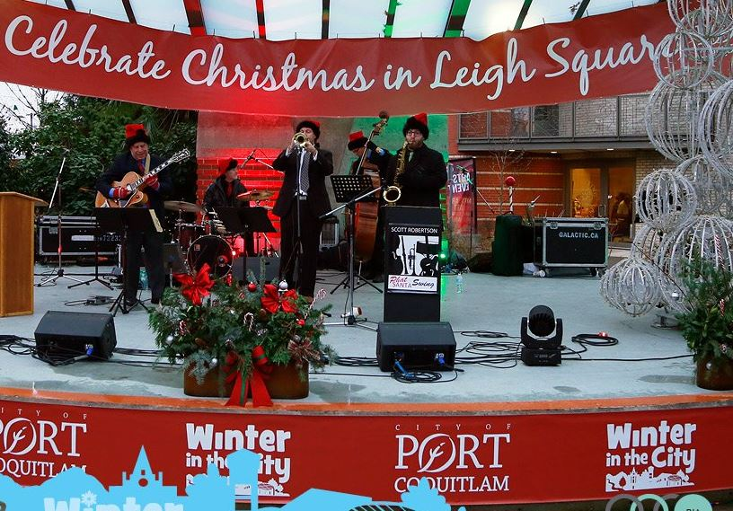 Winter Artisan Market at Leigh Square Nov. 24