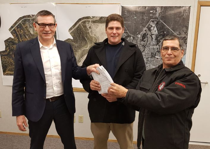 Kwikwetlem Sign Business Park Lease with Canada and ISC