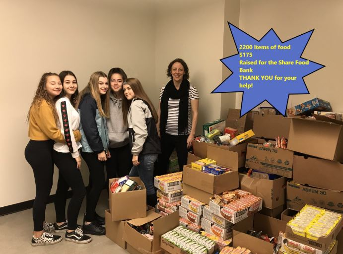 Pitt River Middle School's Poutine Crew Raises Funds for Share