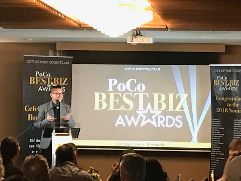 Local Businesses Celebrated At Poco Best Biz Awards
