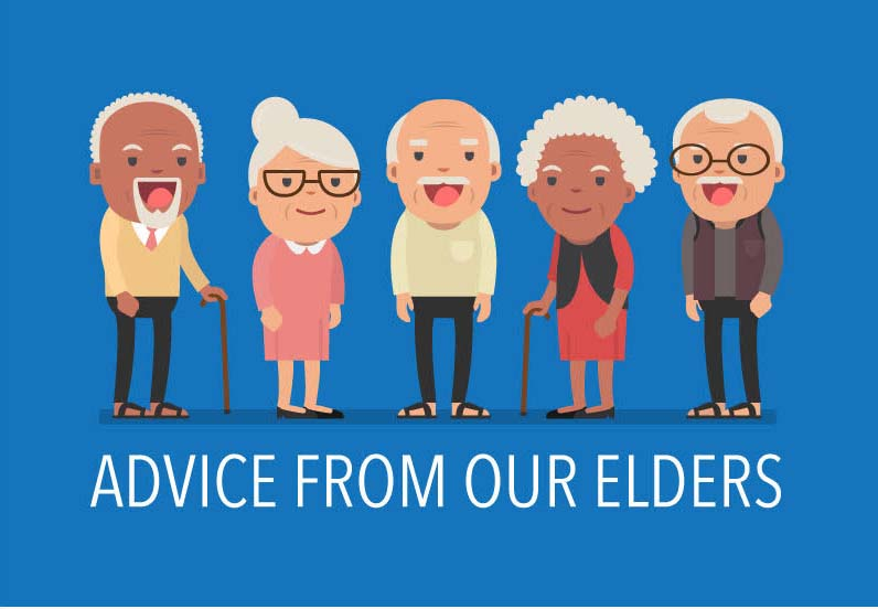 Advice From Grandparents – Survey Conducted by HomeHealthCareShoppe.com