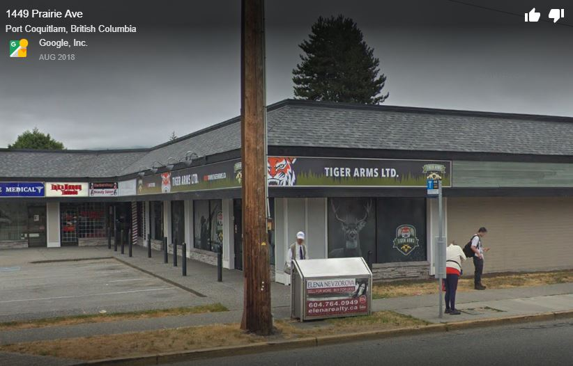 Port Coquitlam's Tiger Arms Owner Linked to RCMP Transnational Drug Trafficking Investigation