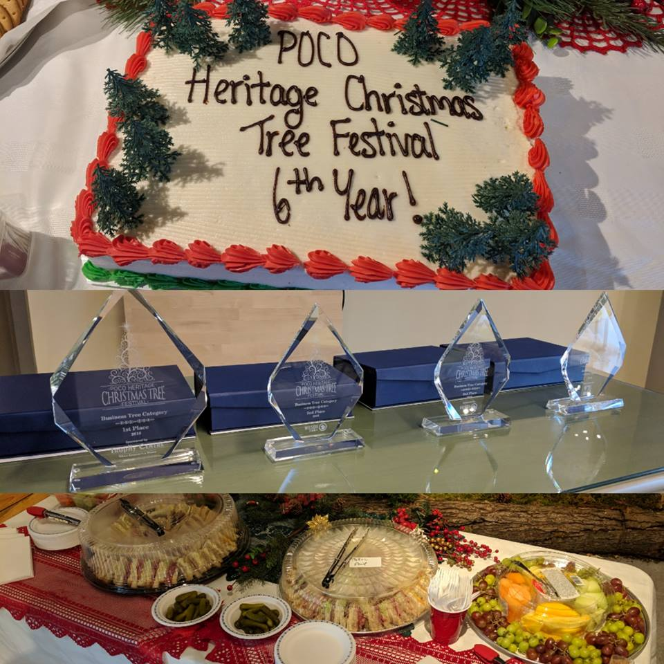 PoCo Heritage Christmas Tree Festival Winners Announced